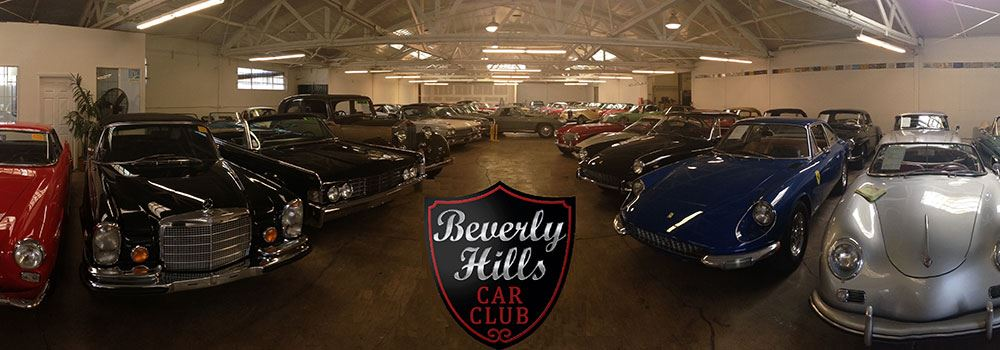Beverly Hills Car Club on GoCars