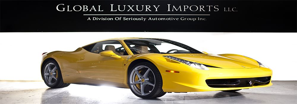 Global Luxury Imports on GoCars