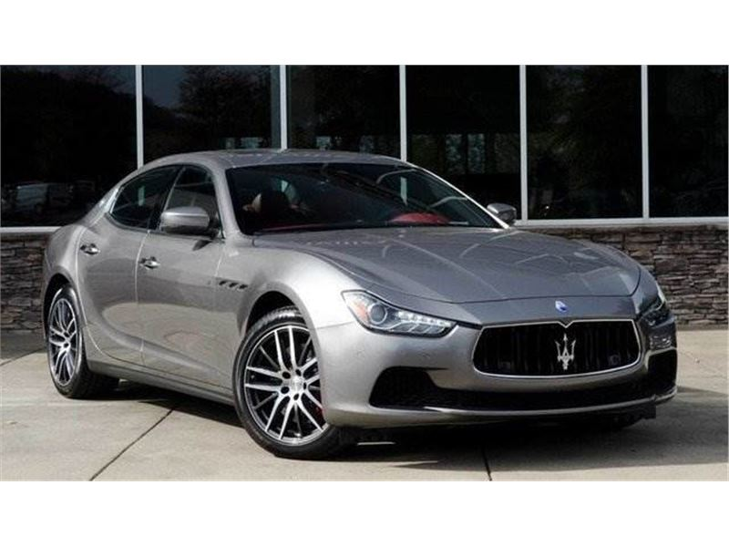 2017 Maserati Ghibli S for sale in for sale on GoCars