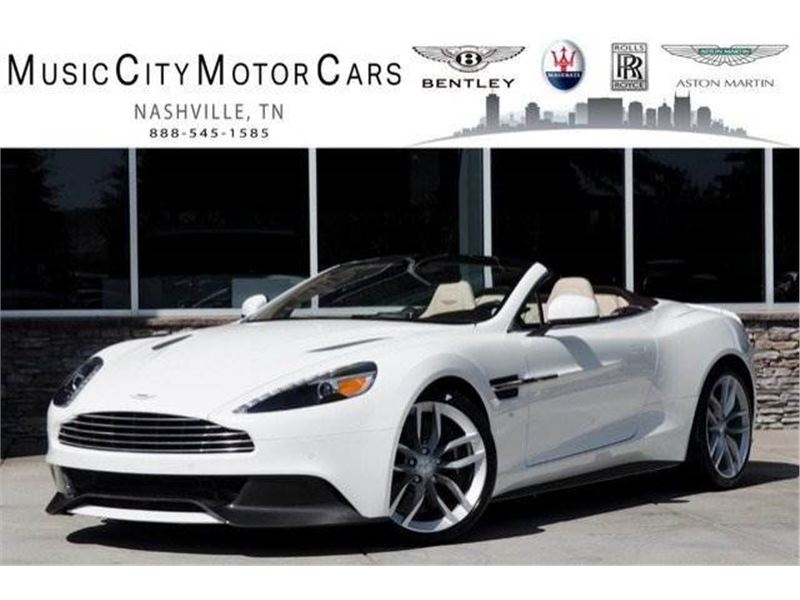 2017 Aston Martin Vanquish Volante for sale in for sale on GoCars