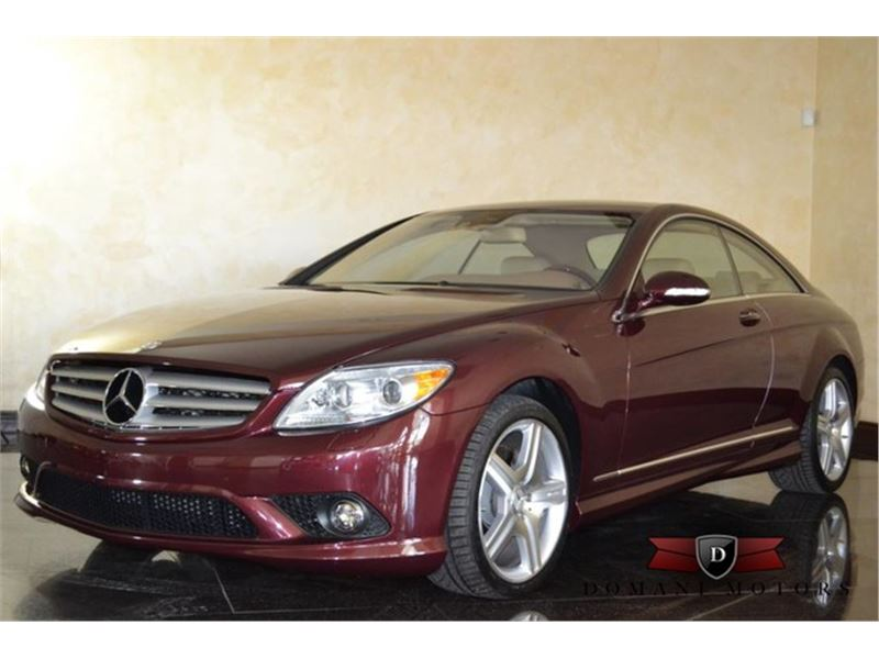 2008 mercedes benz cl 550 for sale gc 21975 gocars for Mercedes benz 2008 for sale