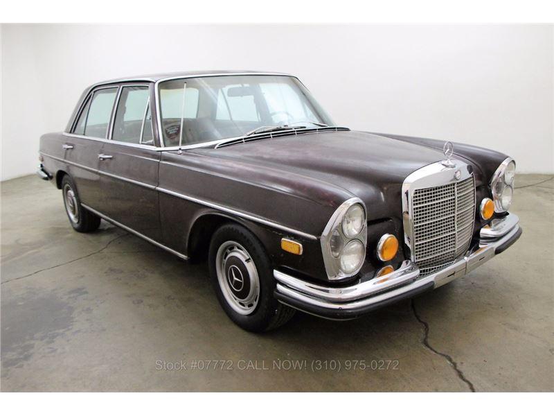 1972 Mercedes Benz 280se For Sale Gc 22446 Gocars