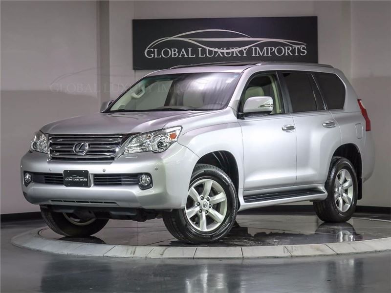 2010 lexus gx 460 for sale gc 22420 gocars. Black Bedroom Furniture Sets. Home Design Ideas