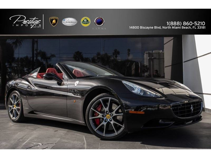 2011 Ferrari California For Sale Gc 22568 Gocars