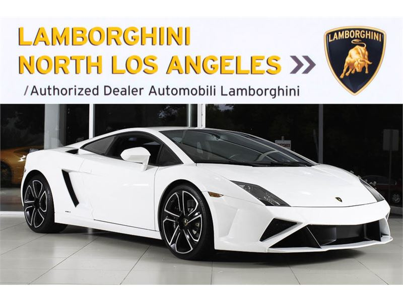 2013 Lamborghini Gallardo Lp560 4 Coupe For Sale Gc 22884 Gocars
