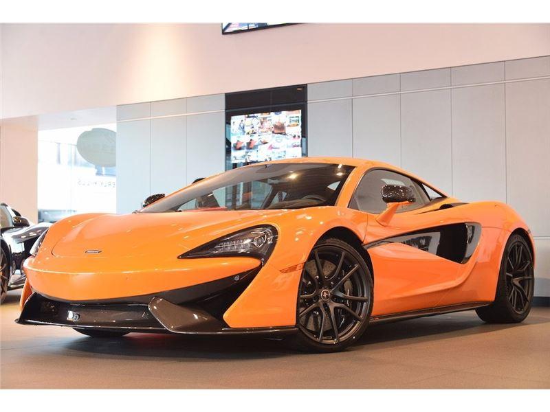 Mclaren 570s For Sale 2016