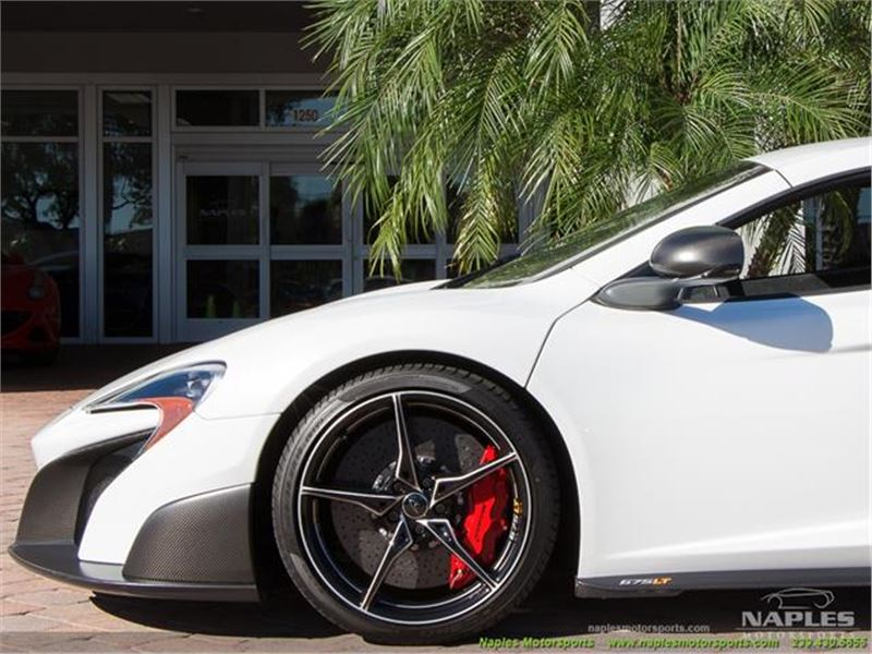 2016 McLaren 675LT for sale in for sale on GoCars