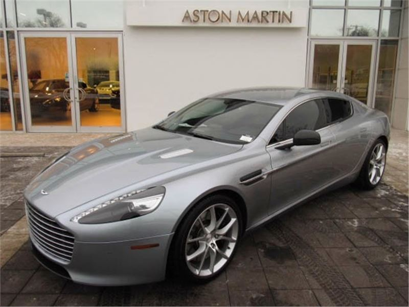 2014 Aston Martin Rapide S For Sale | GC-22971 | GoCars