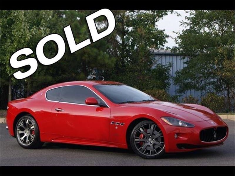 2009 Maserati GranTurismo For Sale   GC-22994   GoCars