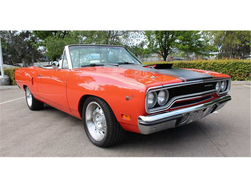 1970 Plymouth Road Runner for sale in for sale on GoCars