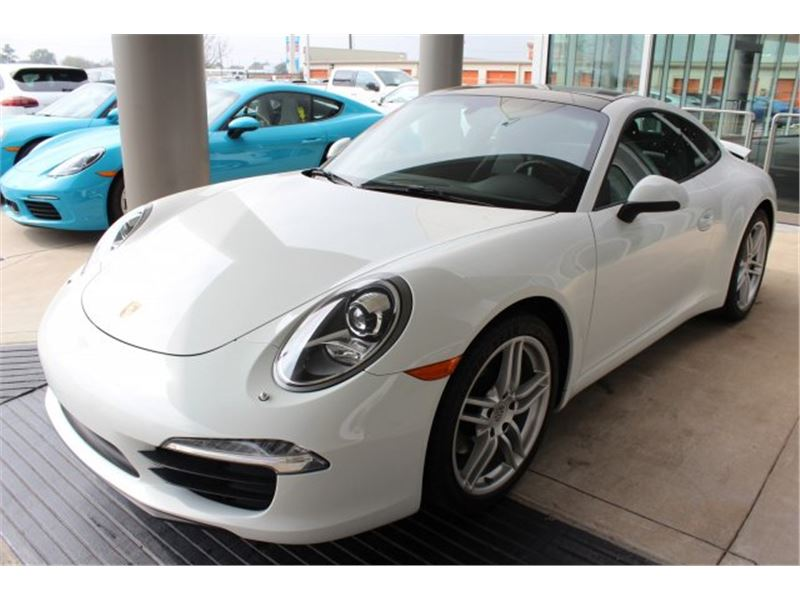 2015 Porsche 911 for sale in for sale on GoCars