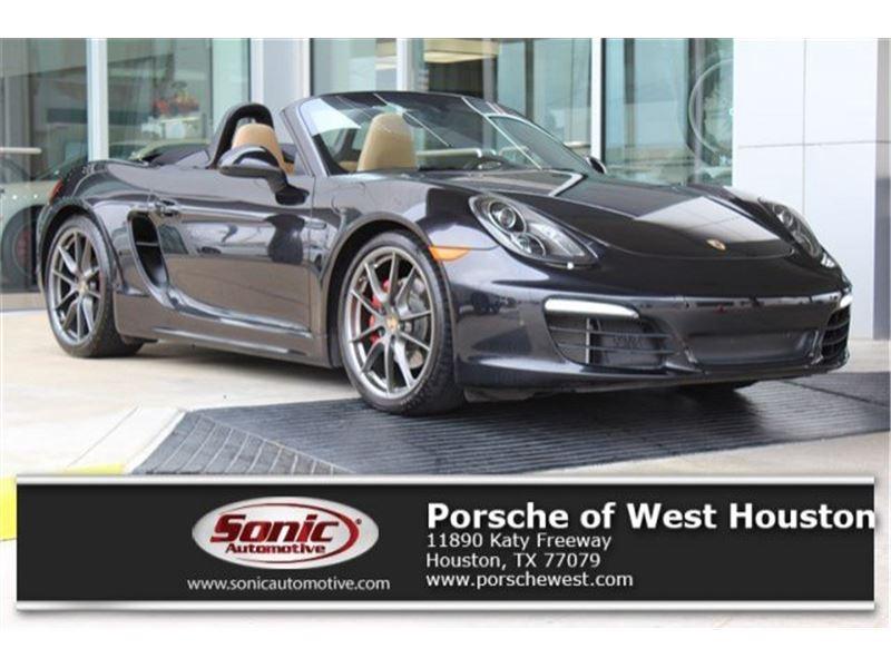 Porsche West Houston >> 2014 Porsche Boxster For Sale Gc 23540 Gocars