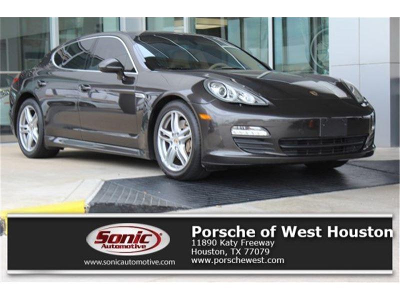 Porsche West Houston >> 2010 Porsche Panamera For Sale On Gocars