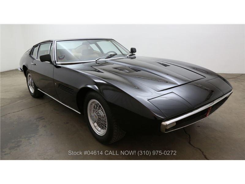 1969 Maserati Ghibli for sale in Los Angeles, California 90063