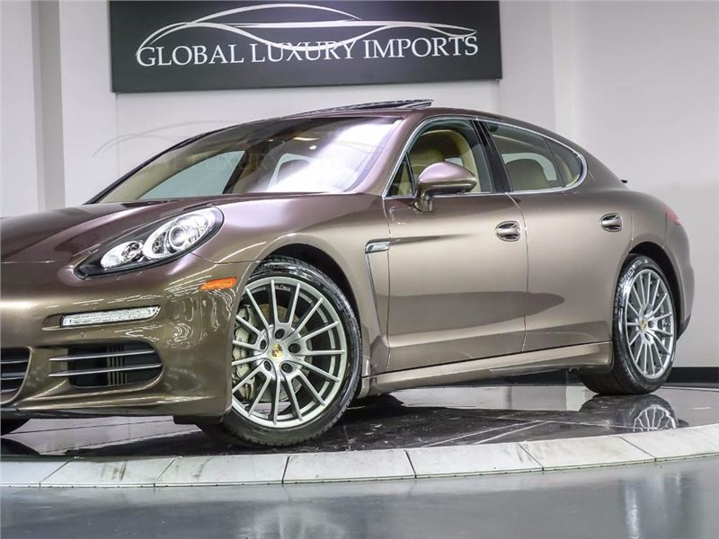 2014 porsche panamera for sale gc 23574 gocars. Black Bedroom Furniture Sets. Home Design Ideas
