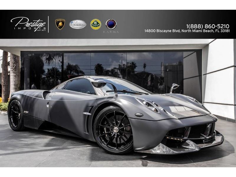Pagani Huayra For Sale >> 2014 Pagani Huayra For Sale Gc 23926 Gocars
