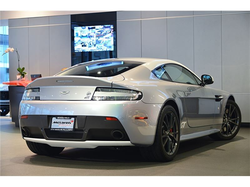 2015 Aston Martin Vantage Gt For Sale Gc 24034 Gocars