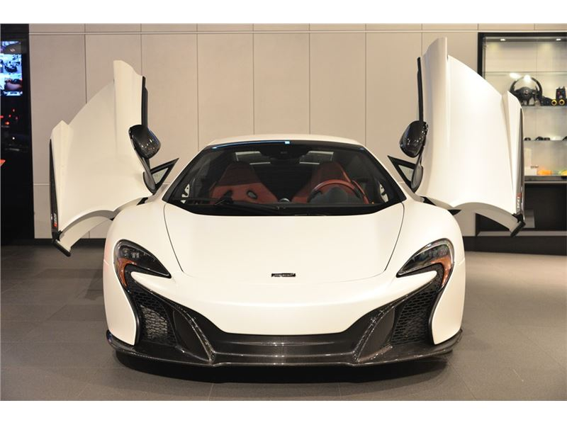 2016 McLaren 650S for sale in for sale on GoCars