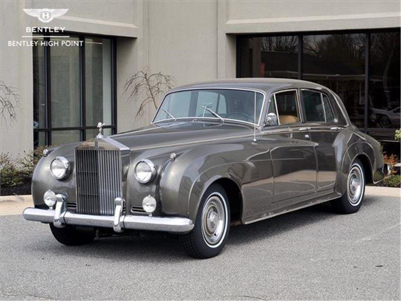 1960 rolls royce silver cloud ii for sale gc 15813 gocars. Black Bedroom Furniture Sets. Home Design Ideas