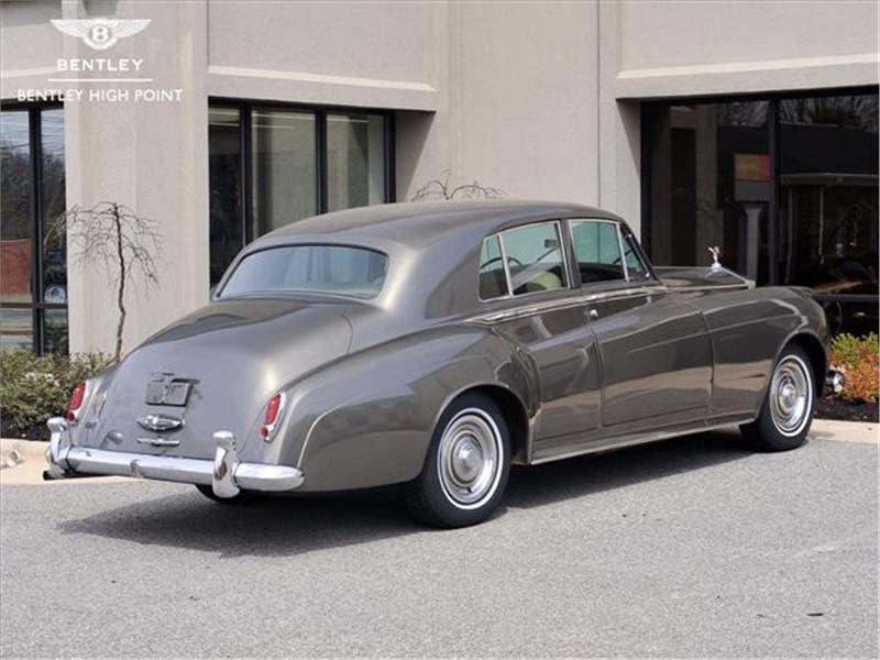 1960 Rolls-Royce Silver Cloud II for sale in for sale on GoCars