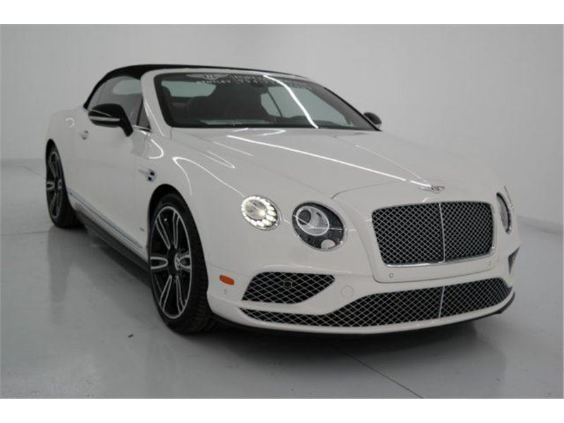 2017 Bentley Continental GTC V8 S for sale in for sale on GoCars