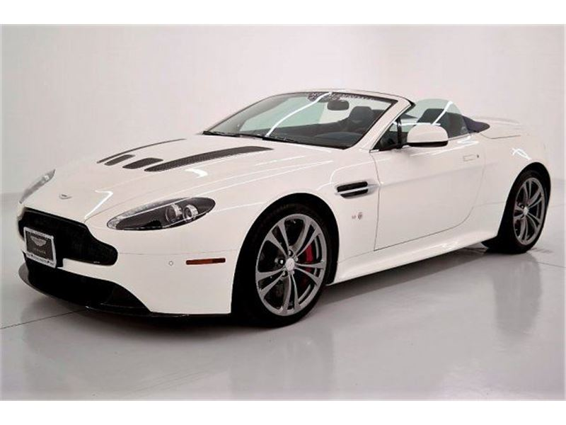 2017 Aston Martin V12Vantage for sale in for sale on GoCars
