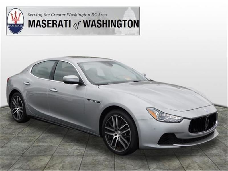 2017 Maserati Ghibli for sale in for sale on GoCars
