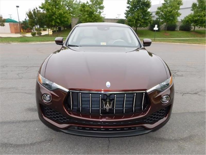 2017 Maserati Levante for sale in for sale on GoCars
