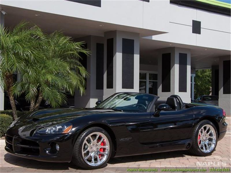 2004 dodge viper for sale gc 24478 gocars. Black Bedroom Furniture Sets. Home Design Ideas