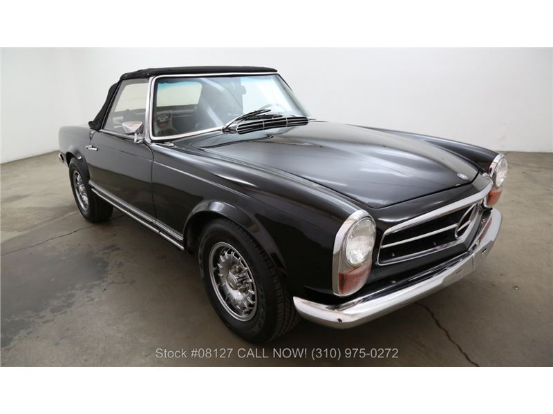 1968 mercedes benz 280sl for sale gc 24541 gocars for Mercedes benz 1968 for sale
