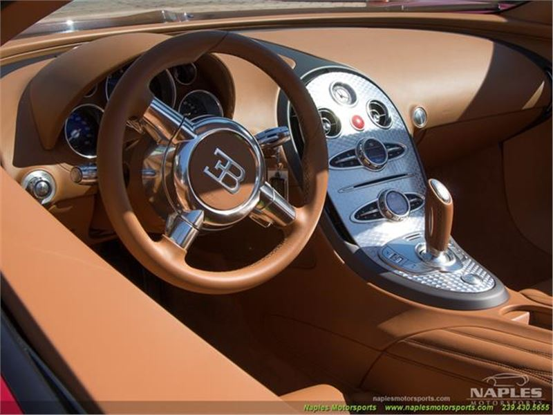 2012 Bugatti Veyron GrandSport 16.4 for sale in for sale on GoCars
