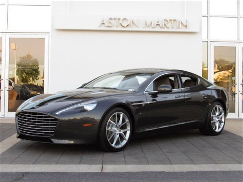 2017 Aston Martin Rapide S for sale in for sale on GoCars