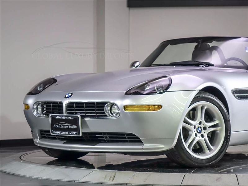 2002 Bmw Z8 For Sale Gc 24862 Gocars