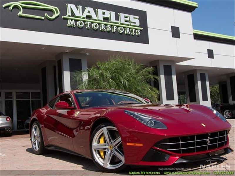 2015 Ferrari F12 Berlinetta for sale in for sale on GoCars