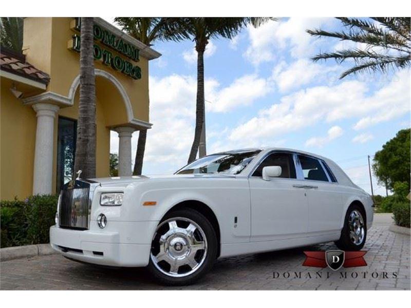 2009 Rolls-Royce Phantom for sale in Deerfield Beach, Florida 33441
