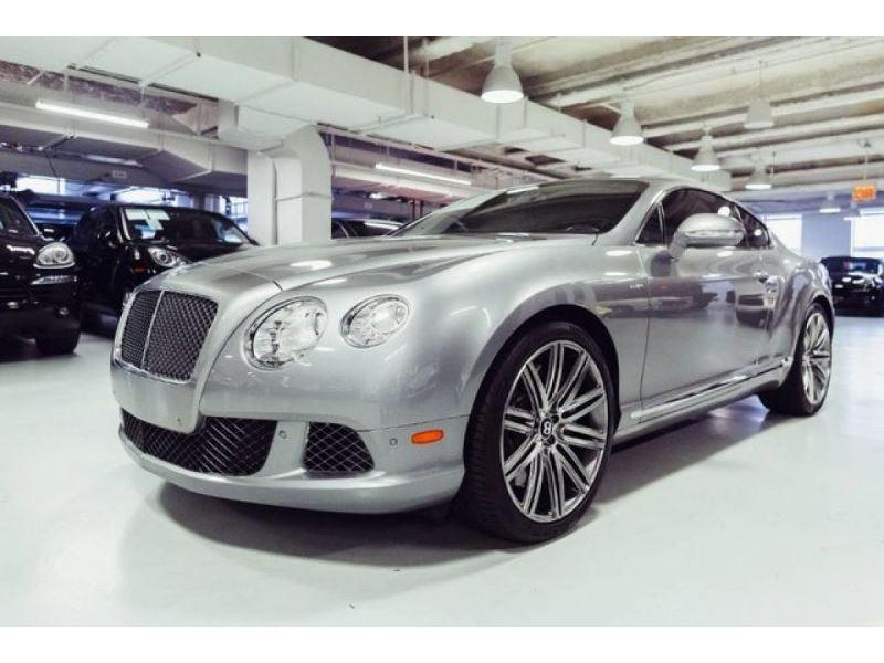 2013 Bentley Continental GT Speed For Sale | GC-25100 | GoCars