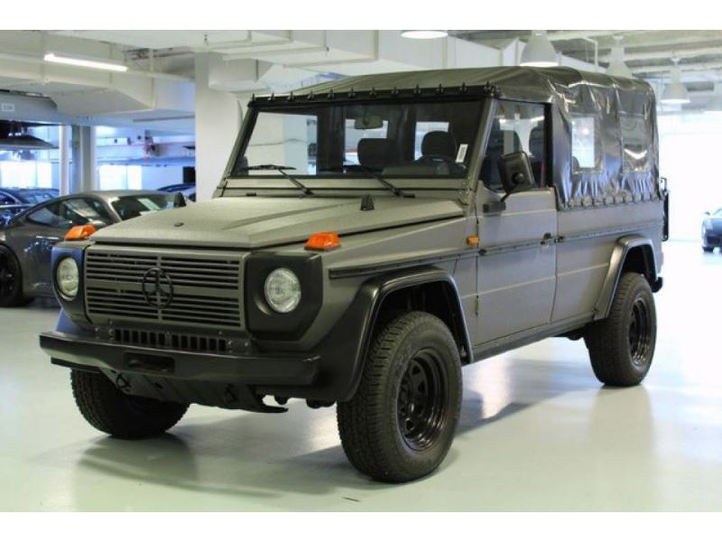 1989 Mercedes Benz G300 For Sale Gc 19625 Gocars