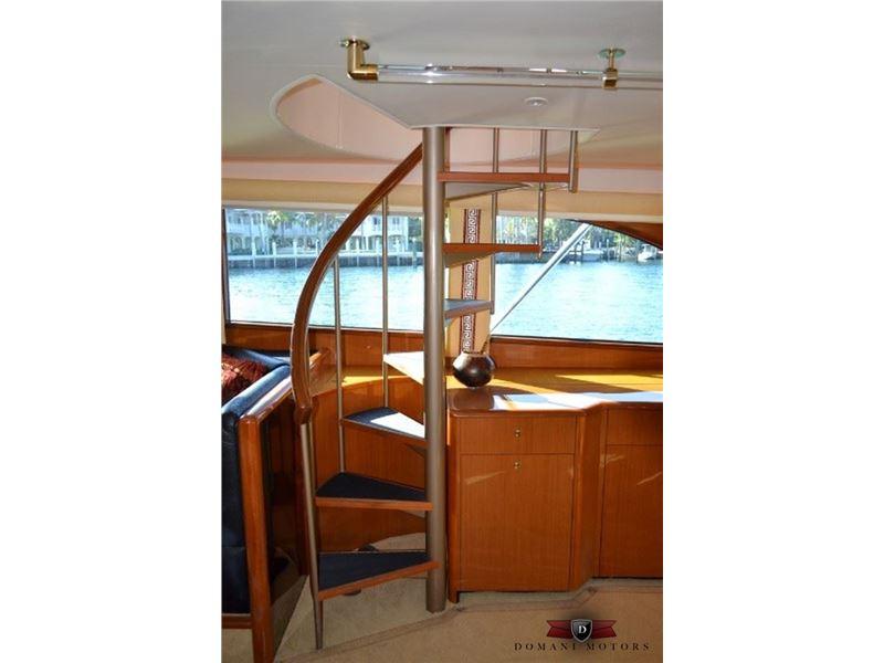 2004 Viking Enclosed Flybridge for sale in for sale on GoCars