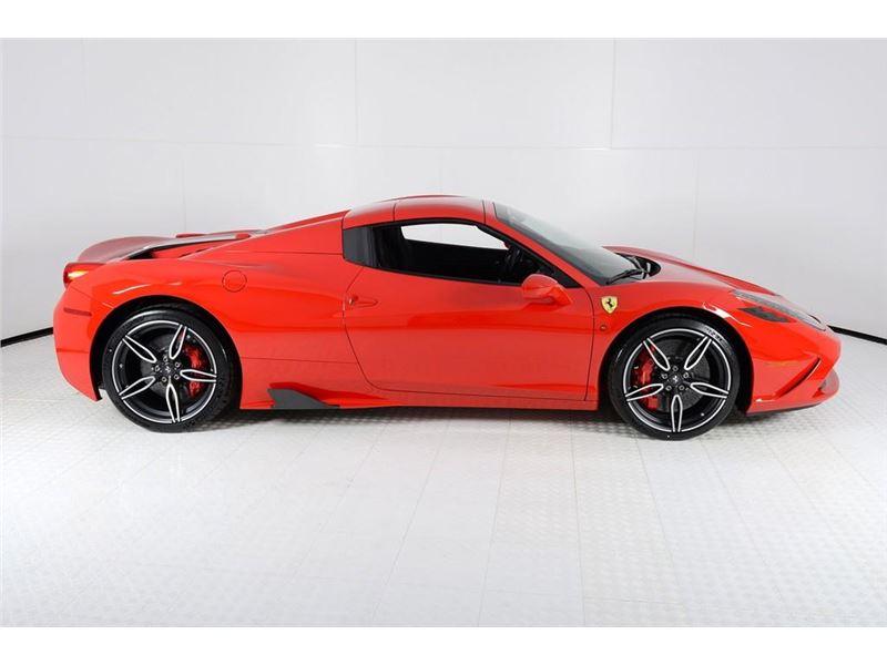 2015 Ferrari 458 Speciale Aperta for sale in for sale on GoCars