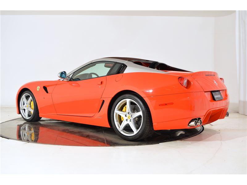 2011 Ferrari 599 Sa Aperta For Sale Gc 25422 Gocars