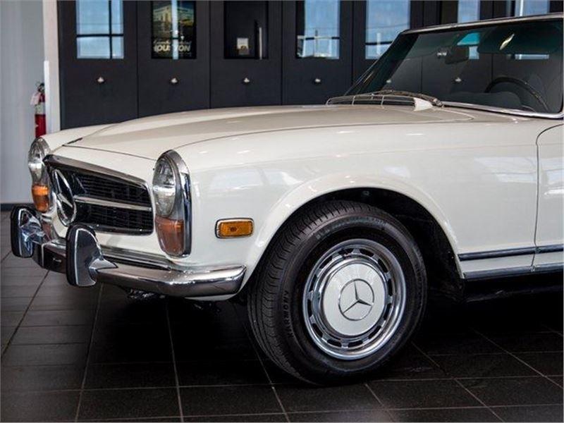 1971 Mercedes Benz 280sl For Sale On Gocars