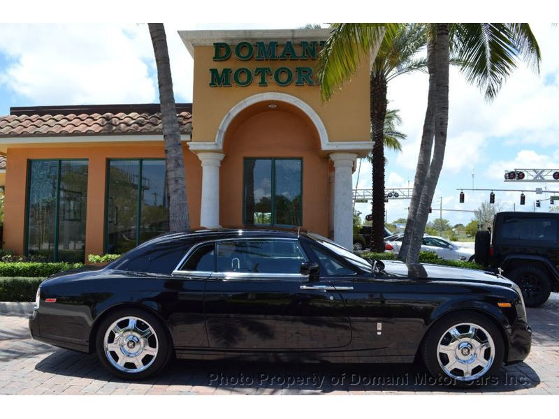 2009 Rolls-Royce Phantom Coupe for sale in for sale on GoCars