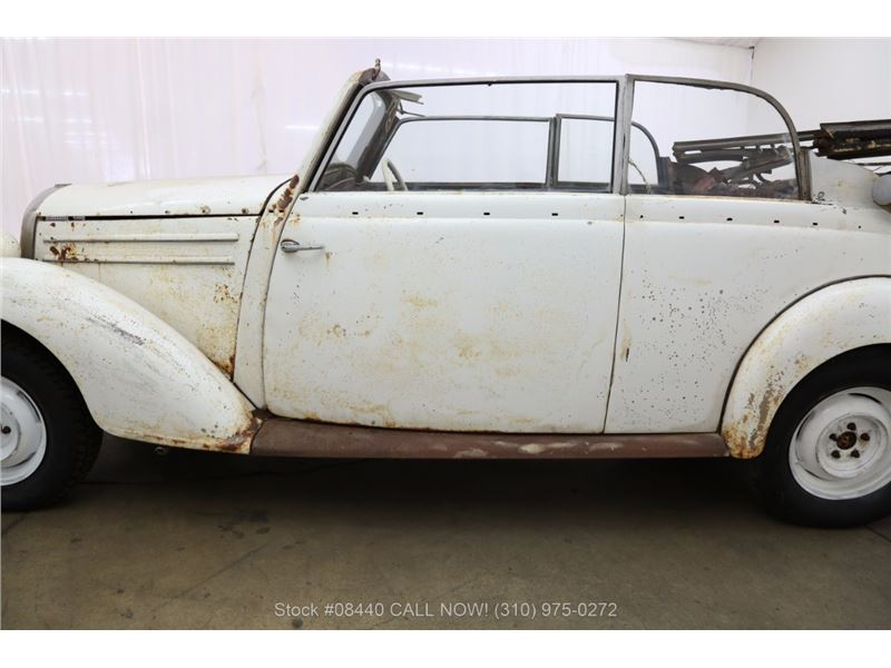 1950 Mercedes Benz 170b For Sale Gc 25798 Gocars