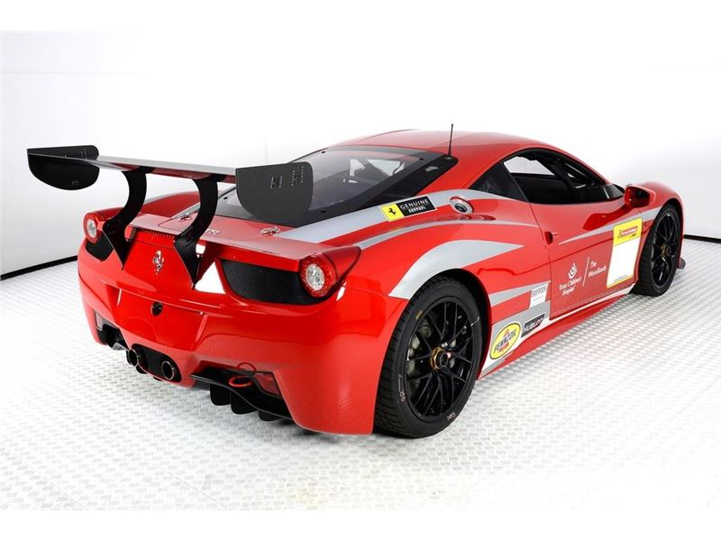 2012 Ferrari 458 Challenge for sale in for sale on GoCars