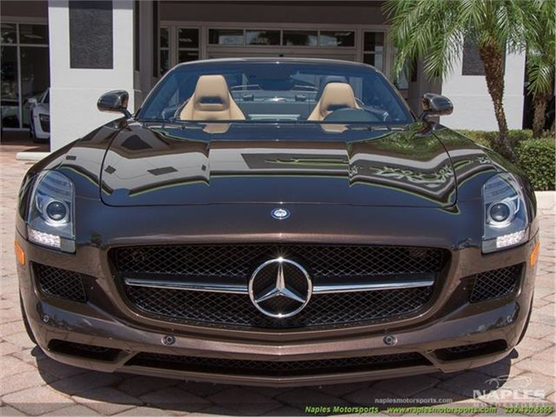 2014 mercedes benz sls amg gt convertible for sale gc for Mercedes benz sls amg for sale