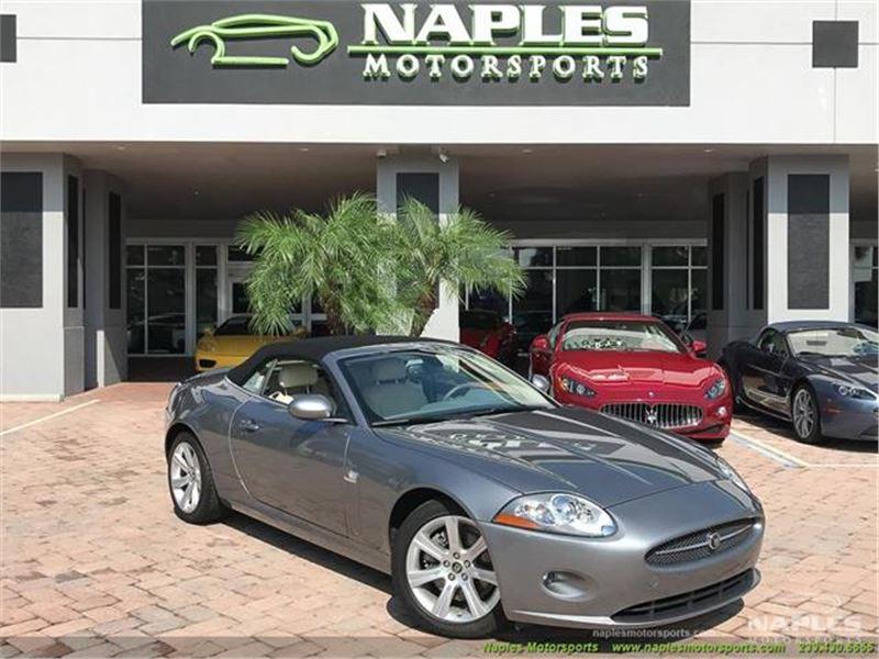 2007 jaguar xk convertible for sale gc 25920 gocars - 2007 jaguar xk coupe for sale ...