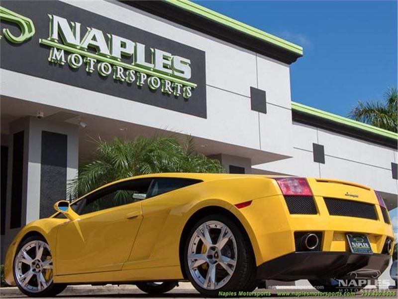 2004 Lamborghini Gallardo For Sale Gc 22952 Gocars