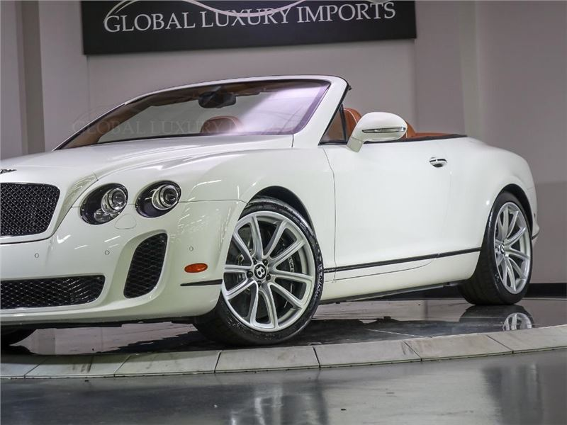 2011 Bentley Continental Supersports for sale in for sale on GoCars
