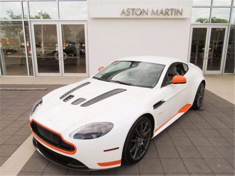 2017 Aston Martin V12 Vantage for sale in for sale on GoCars