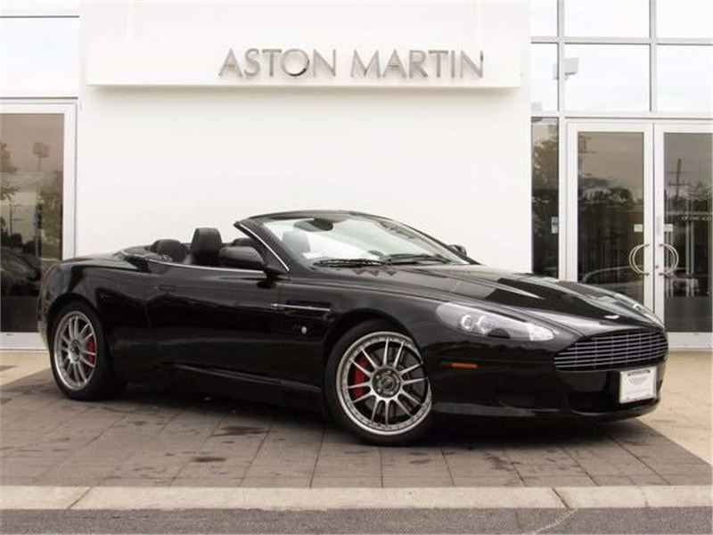 2007 Aston Martin Db9 For Sale Gc 26090 Gocars